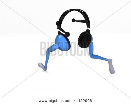 Running Headphone