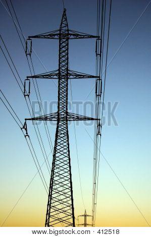 Líneas de electricidad