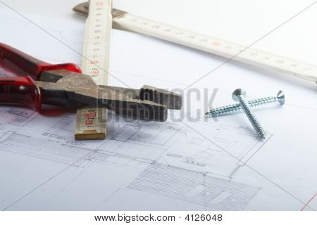 Planing A House