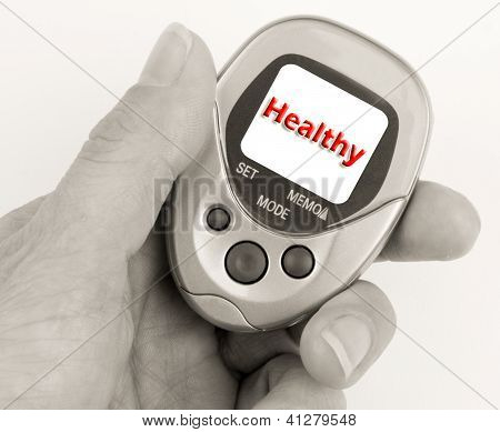 Healthy Pedometer