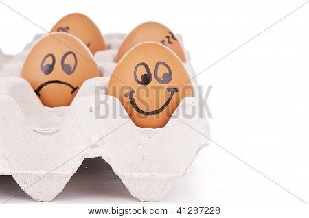 Egg Characters