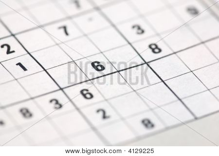 Sudoku Background