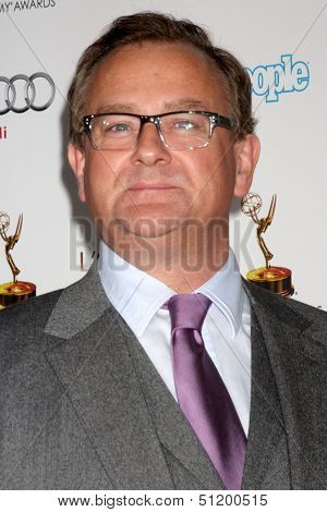 LOS ANGELES - SEP 20:  Hugh Bonneville at the Emmys Performers Nominee Reception at  Pacific Design Center on September 20, 2013 in West Hollywood, CA