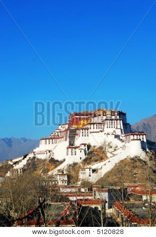 The Potala Palace