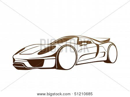 Brown super auto