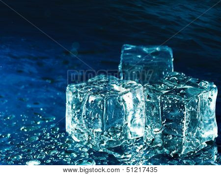 Iced Water