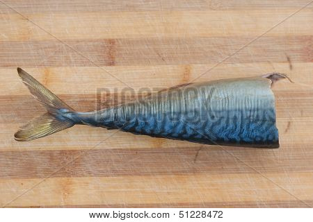 Half Bloated Fish