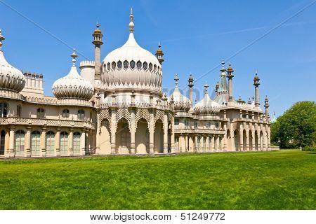 Royal Pavilion in Brighton, England