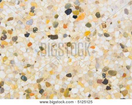 Tiny Pebble Closeup