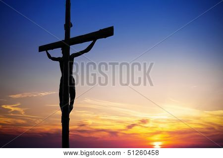 Jesus Christ on the cross
