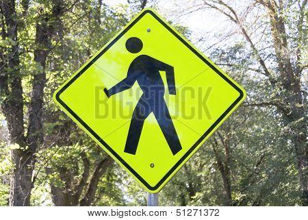 Crosswalk, USA