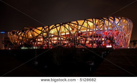 National Stadium Beijing (the Birds Nest)