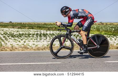The Cyclist Tejay Van Garderen