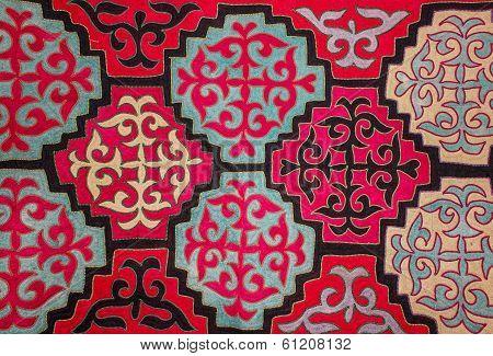 Kazakh Felt Carpet 5