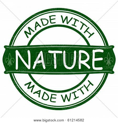 Made with nature
