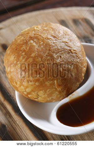 Kachori - A Spicy Indian Snack