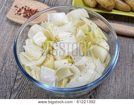 Small Bowl Of Endives