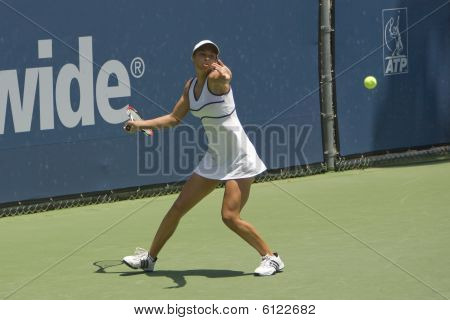 Countrywide Classic Tennis Player