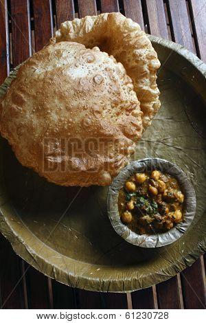Chola Batura from North India