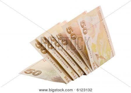New Turkish Lira Banknotes