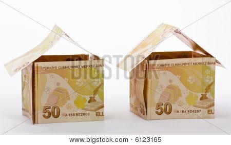 Banknote Houses
