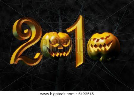 Year 2010 Halloween