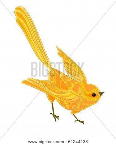 Gold Bird