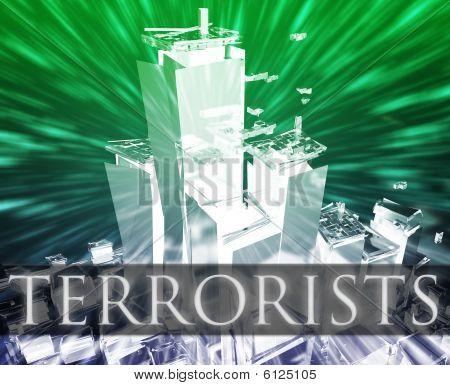 Terroristen Terrorismus