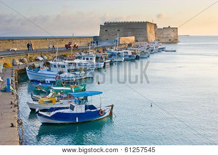 The Venetian Harbour