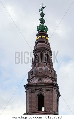 Christiansborg Palace Tower, Copenhagen