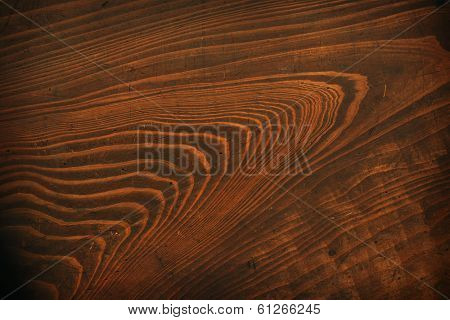 Old grungy wooden surface texture with bold grains.