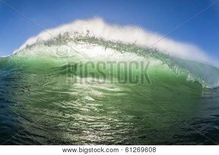 Surfing Waves Water Action