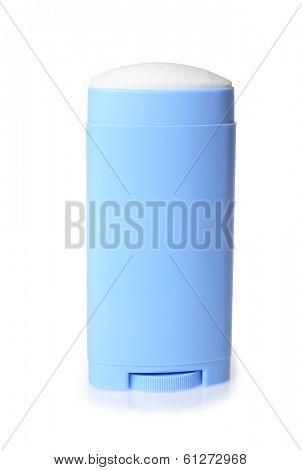 stick of deodorant on white