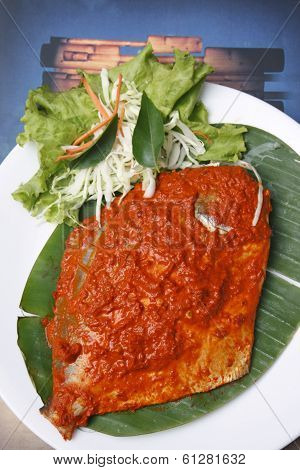 Tawa Pomfret from India