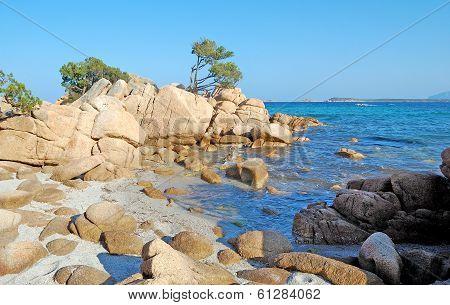 Beach of Capriccioli