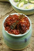 pic of bitters  - Karela pickle  - JPG