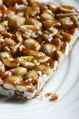 image of groundnut  - Chikki is a traditional ready - JPG
