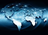 picture of imaginary  - Best Internet Concept of global business from concepts series - JPG