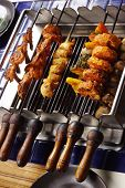 picture of kababs  - Kebab  - JPG