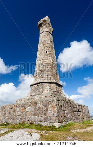 Carn Brea Monument Cornwall