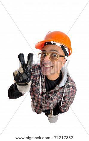 Constrution Worker