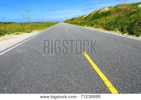 Highway 12, Outer banks, North Carolina