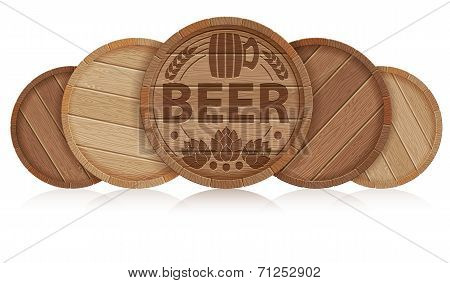 Barrels Of Beer