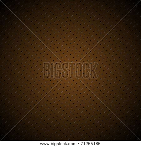 broun Colour Abstract metal background. raster