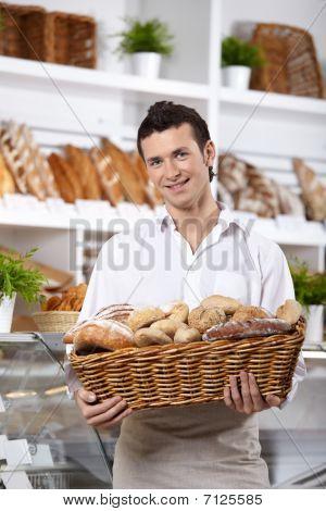 The Smiling Waiter
