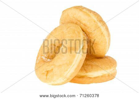Triangle Pile Donut