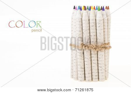 Standing Color Pencil