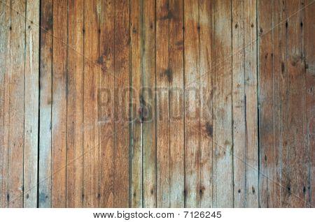 Vertical Wooden Shutters