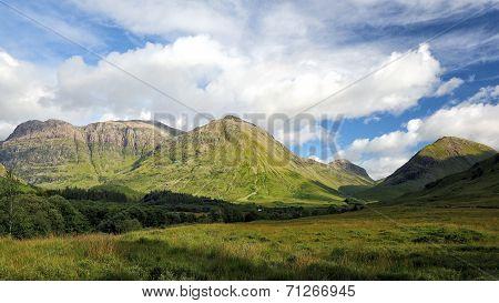 Glencoe scenery