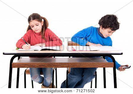 Student Cheating